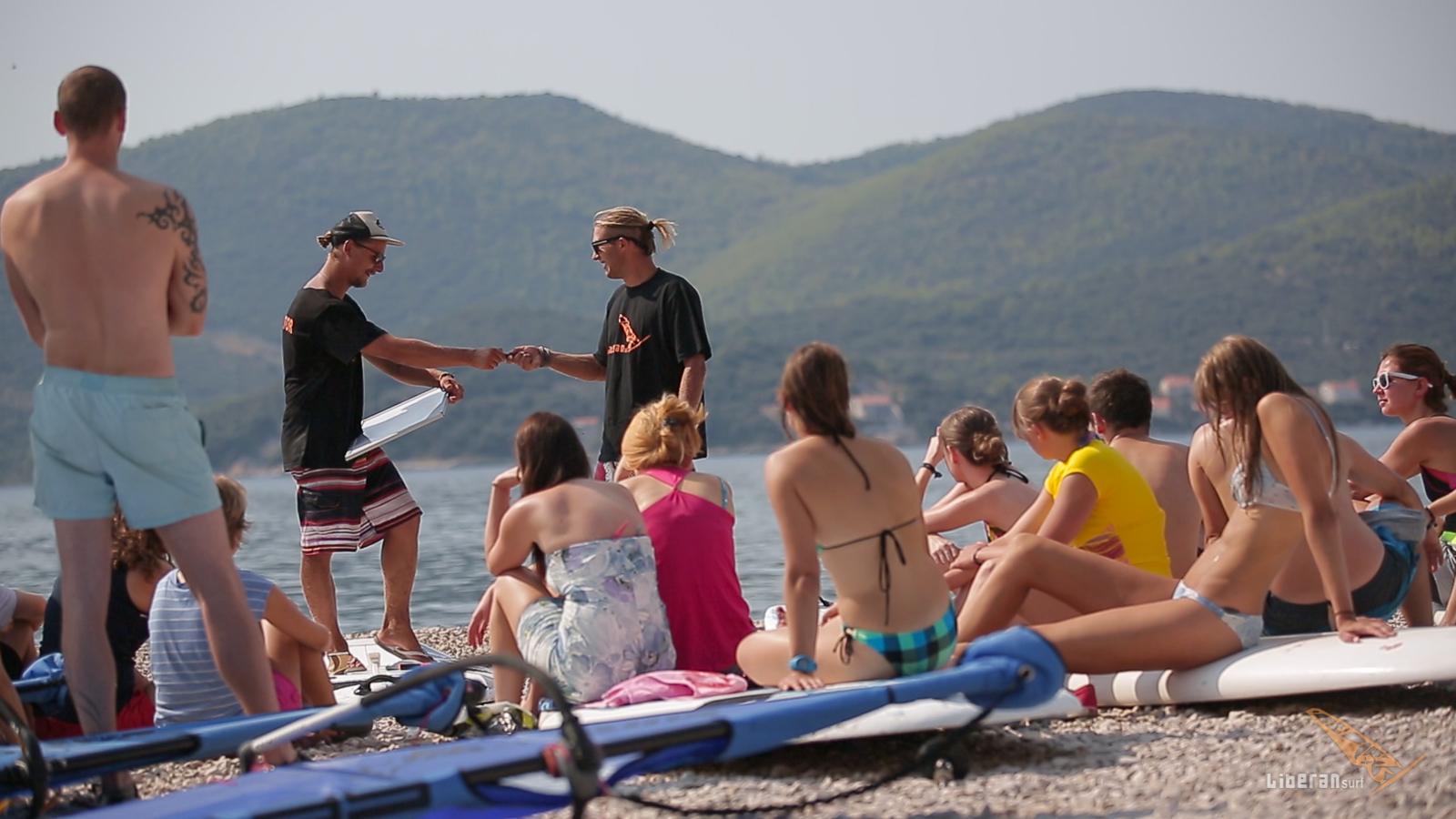 Kitesurfing-Windsurfing-Camping-Viganj-Liberan-2
